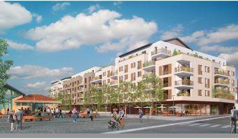 Rueil-Malmaison programme immobilier neuve « Respiration » en Loi Pinel  (2)