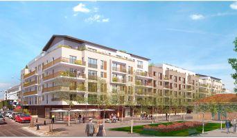 Rueil-Malmaison programme immobilier neuve « Respiration » en Loi Pinel  (4)