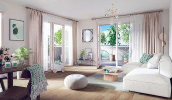 Rueil-Malmaison programme immobilier neuve « Respiration » en Loi Pinel  (5)