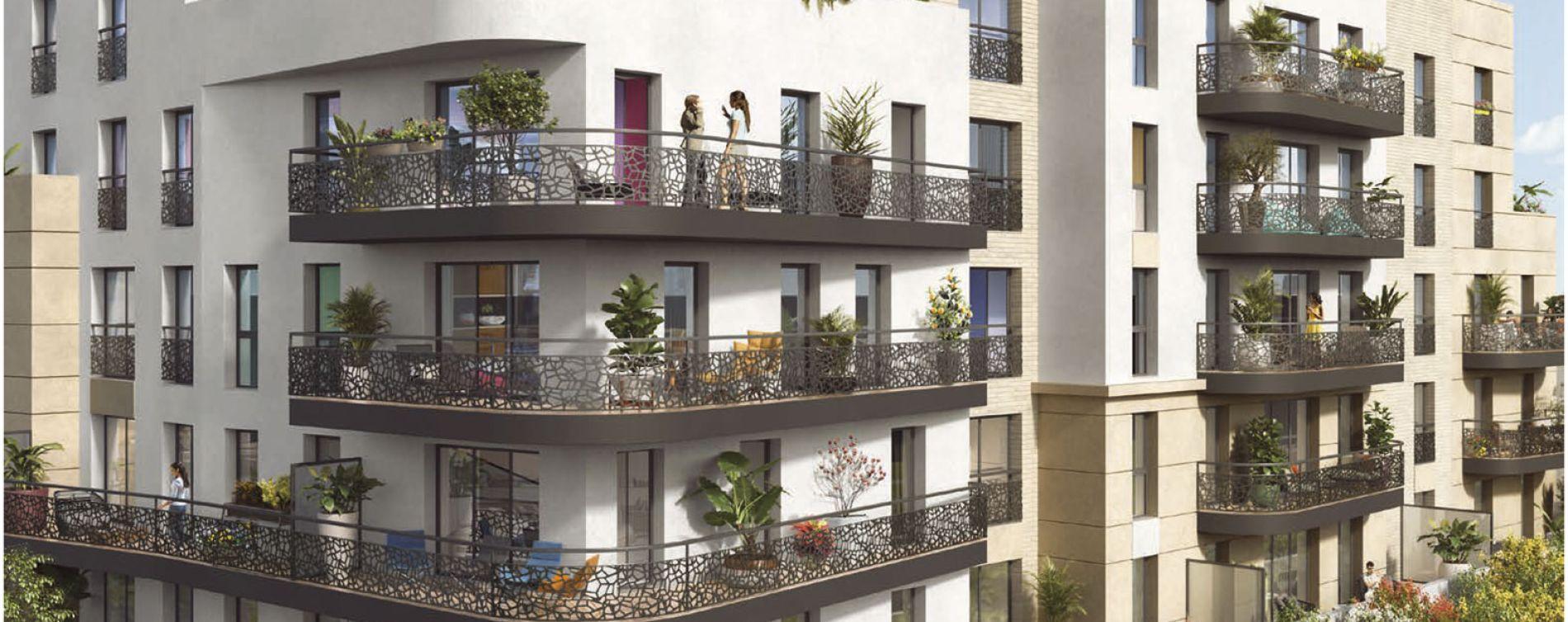 Résidence Westmont à Rueil-Malmaison