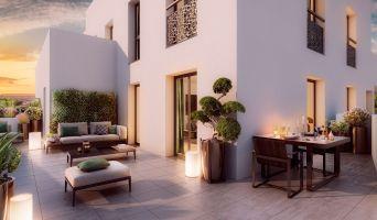 Photo du Résidence « Westmont » programme immobilier neuf en Loi Pinel à Rueil-Malmaison