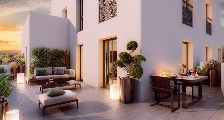 Rueil-Malmaison programme immobilier neuf « Westmont » en Loi Pinel