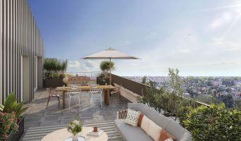 Sceaux programme immobilier neuf « Le S » en Loi Pinel