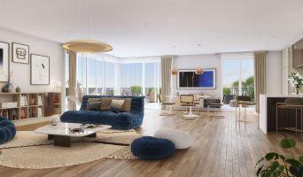 Sceaux programme immobilier neuve « Le S » en Loi Pinel  (3)