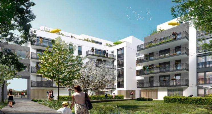Photo du Résidence « Rive Gauche » programme immobilier neuf en Loi Pinel à Sceaux