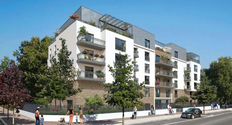Photo du Résidence «  n°217504 » programme immobilier neuf en Nue Propriété à Sceaux