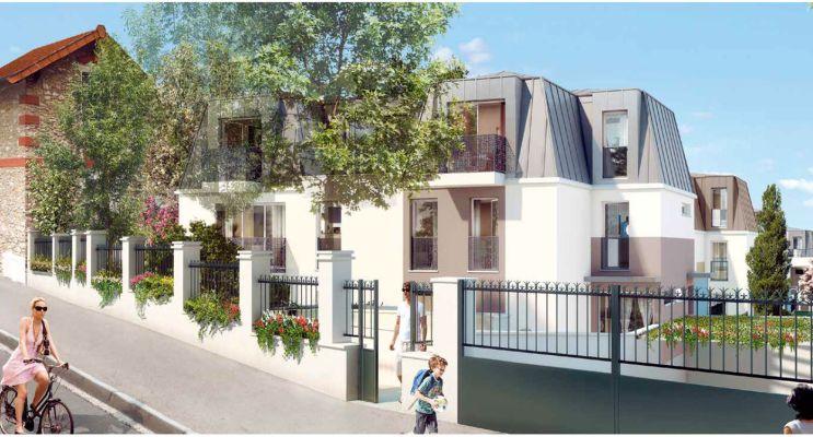 Résidence « Les Belles De Sèvres » programme immobilier neuf en Loi Pinel à Sèvres n°1