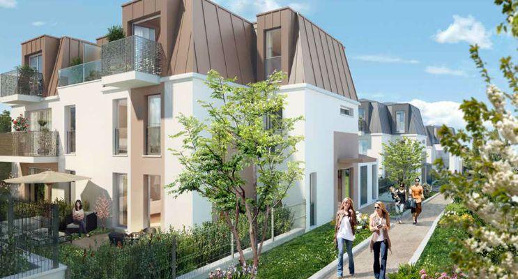 Résidence « Les Belles De Sèvres » programme immobilier neuf en Loi Pinel à Sèvres n°2