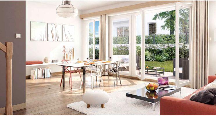 Résidence « Les Belles De Sèvres » programme immobilier neuf en Loi Pinel à Sèvres n°4