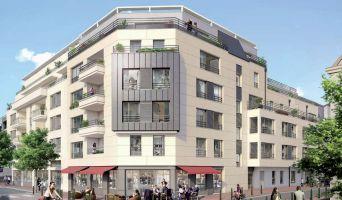 Photo du Résidence « L'Aramis » programme immobilier neuf en Loi Pinel à Suresnes