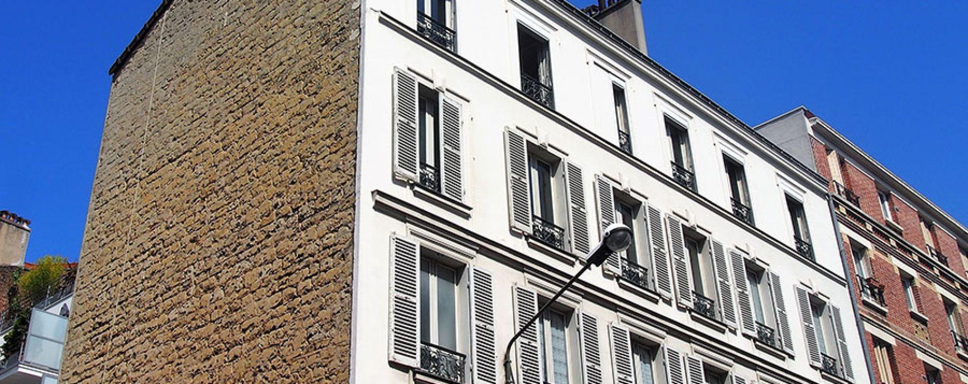 Suresnes : programme immobilier à rénover « Le 199 » en Déficit Foncier