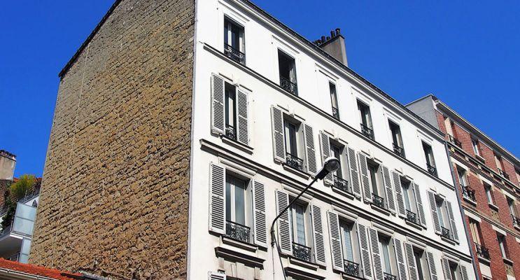 Photo du Résidence « Le 199 » programme immobilier à rénover en Déficit Foncier à Suresnes