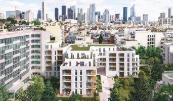 Suresnes programme immobilier neuve « Programme immobilier n°217694 » en Loi Pinel  (2)