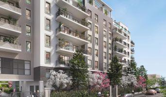 Photo du Résidence « Résonance » programme immobilier neuf en Loi Pinel à Suresnes