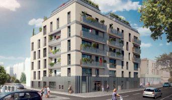 Vanves programme immobilier neuve « L'Ecrin » en Loi Pinel