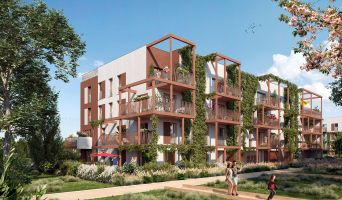 Vaucresson programme immobilier neuve « Jardin des Sens »