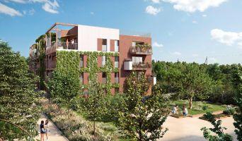 Vaucresson programme immobilier neuve « Jardin des Sens »  (2)