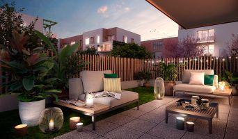 Vaucresson programme immobilier neuve « Jardin des Sens »  (3)