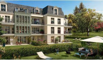 Ville-d'Avray programme immobilier neuve « Le Domaine du Parc » en Loi Pinel