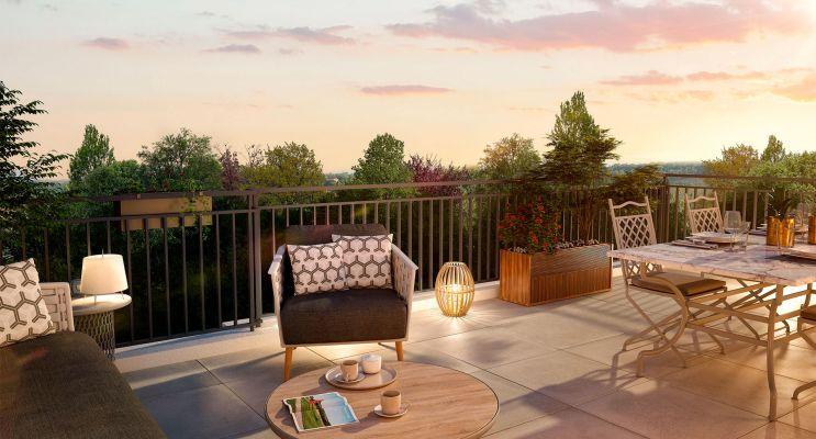 Photo n°3 du Résidence « Le Domaine Du Parc » programme immobilier neuf en Loi Pinel à Ville-d'Avray
