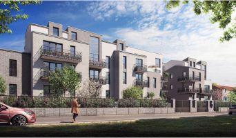 Villeneuve-la-Garenne programme immobilier neuf « Le Domaine Sisley » en Loi Pinel