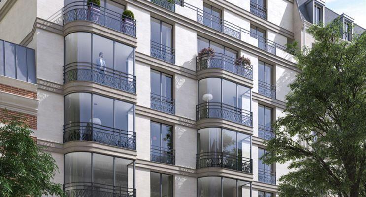 Photo du Résidence « 146 Versailles » programme immobilier neuf en Loi Pinel à Paris