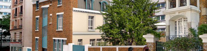 Résidence 34,36 Rue Emile Desvaux à Paris