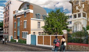 Programme immobilier rénové à Paris (75019)