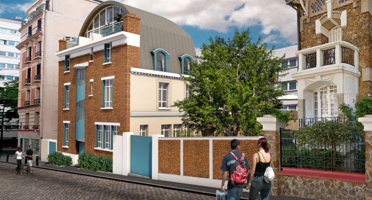 Résidence « 34,36 Rue Emile Desvaux » programme immobilier à rénover en Loi Pinel ancien à Paris n°1