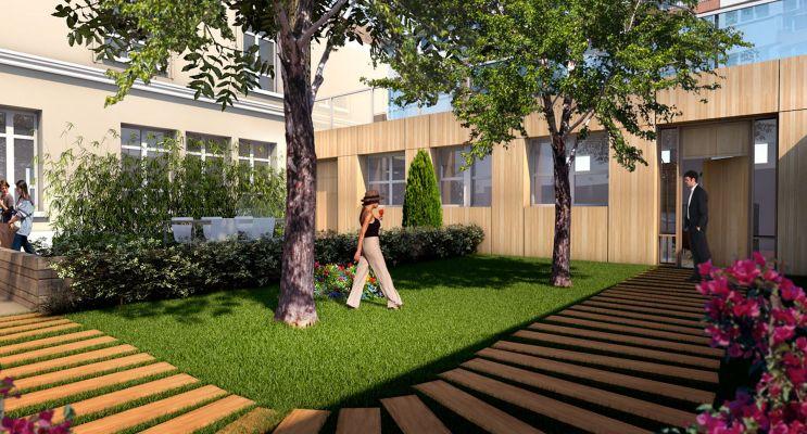 Résidence « 34,36 Rue Emile Desvaux » programme immobilier à rénover en Loi Pinel ancien à Paris n°2