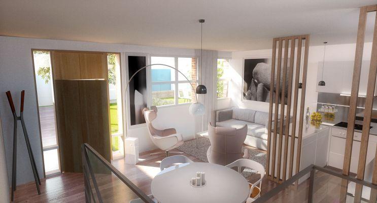 Résidence « 34,36 Rue Emile Desvaux » programme immobilier à rénover en Loi Pinel ancien à Paris n°4