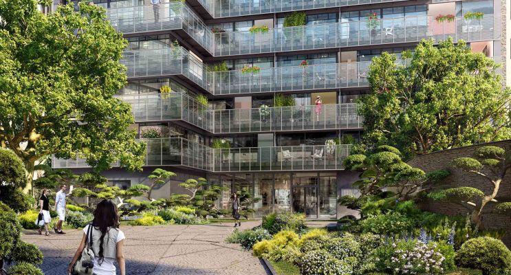 Photo du Résidence « 8 Campagne Première » programme immobilier neuf à Paris