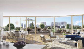 Paris programme immobilier neuve « Air du Temps »  (4)