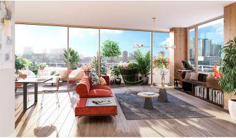 Paris programme immobilier neuve « Air du Temps »  (5)
