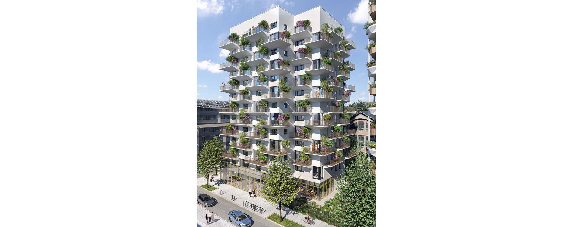 Paris : programme immobilier neuve « Alguésens » en Loi Pinel