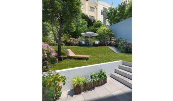 Paris programme immobilier neuve « Art & Mix »  (2)