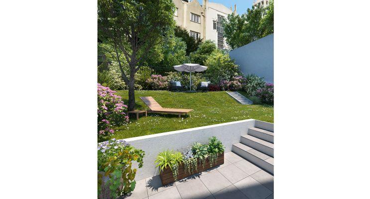 Résidence « Art & Mix » programme immobilier neuf en Loi Pinel à Paris n°2