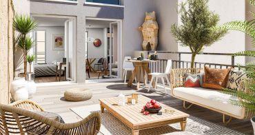 Paris programme immobilier neuf « Artistyk » en Loi Pinel
