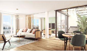 Paris programme immobilier neuve « Atelier Versigny » en Loi Pinel  (4)