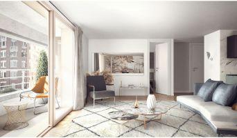 Paris programme immobilier neuve « Atelier Versigny » en Loi Pinel  (5)