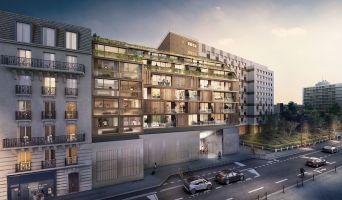 Paris programme immobilier neuve « Ateliers Vaugirard - Chapitre 1 »  (3)