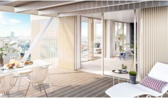 Paris programme immobilier neuve « Ateliers Vaugirard - Chapitre 1 »  (4)