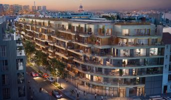 Paris programme immobilier neuve « Ateliers Vaugirard - Chapitre 2 » en Loi Pinel  (2)