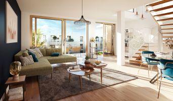 Paris programme immobilier neuve « Ateliers Vaugirard - Chapitre 2 » en Loi Pinel  (5)