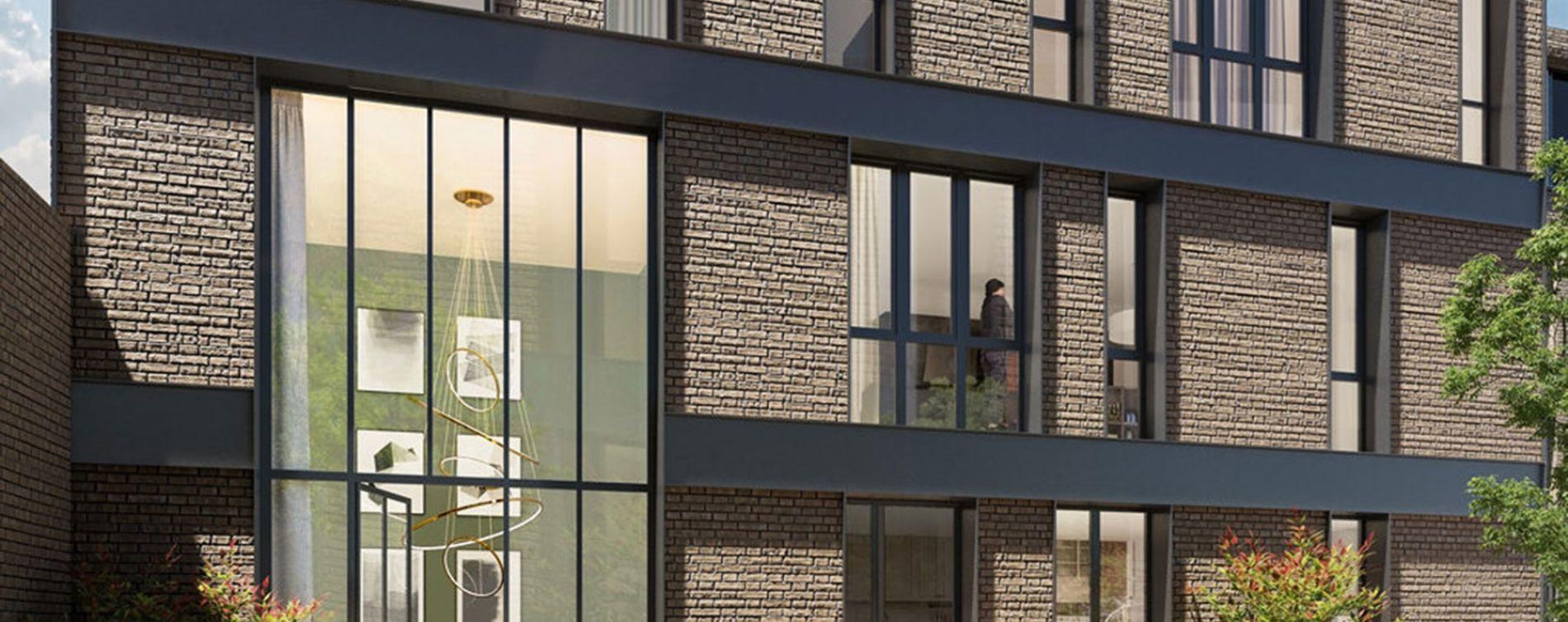 Paris : programme immobilier neuve « Belleville – Télégraphe » en Loi Pinel (2)