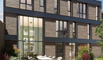 Paris programme immobilier neuve « Belleville – Télégraphe »  (2)