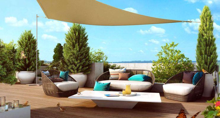 Photo n°2 du Résidence « Cubik » programme immobilier neuf en Loi Pinel à Paris