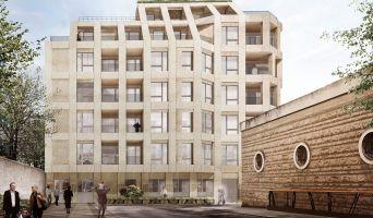 Photo n°2 du Résidence « Halpern » programme immobilier neuf en Nue Propriété à Paris