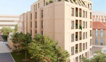 Photo n°3 du Résidence « Halpern » programme immobilier neuf en Nue Propriété à Paris