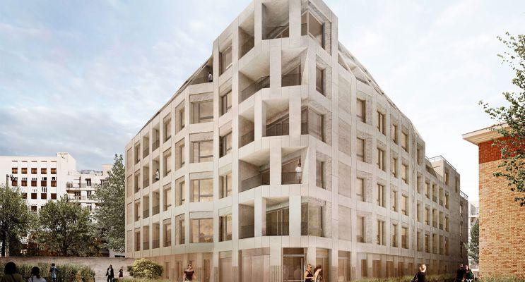 Photo du Résidence « Halpern » programme immobilier neuf en Nue Propriété à Paris